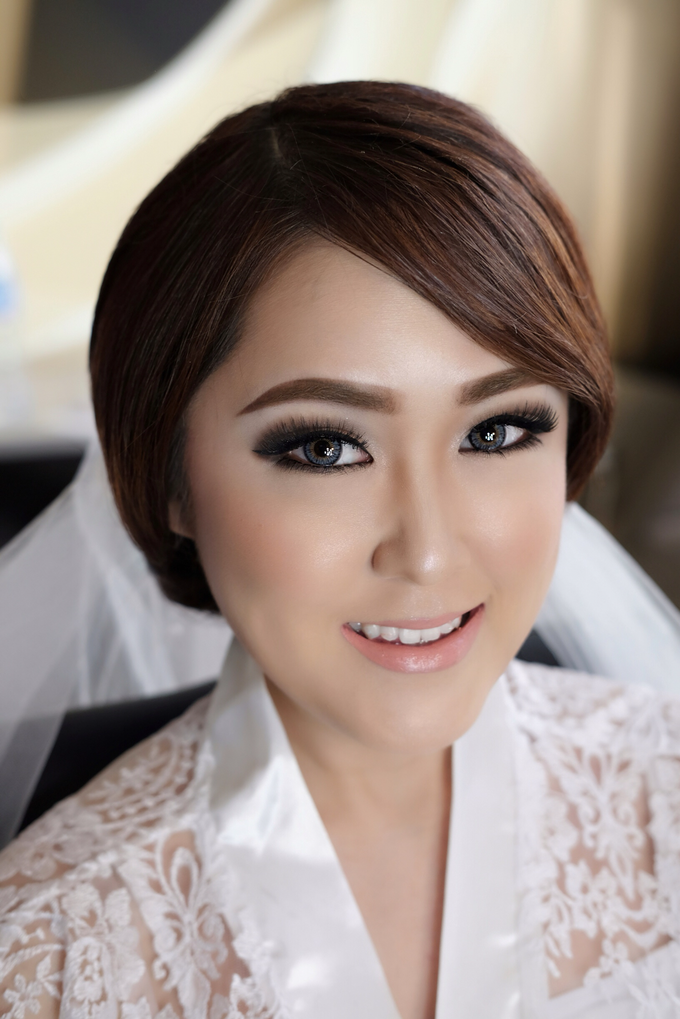Wedding of Alvred and Rebecca by Vidi Daniel Makeup Artist managed by Andreas Zhu - 002