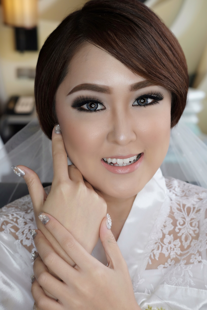 Wedding of Alvred and Rebecca by Vidi Daniel Makeup Artist managed by Andreas Zhu - 003