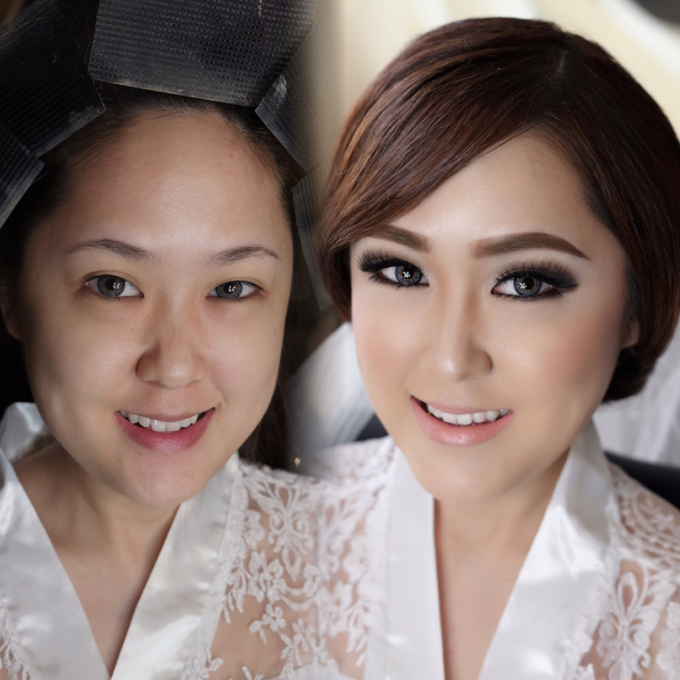 Wedding of Alvred and Rebecca by Vidi Daniel Makeup Artist managed by Andreas Zhu - 004