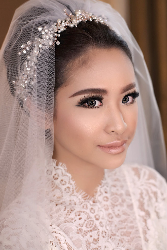 Wedding of Andrew and Jenna by Vidi Daniel Makeup Artist managed by Andreas Zhu - 003