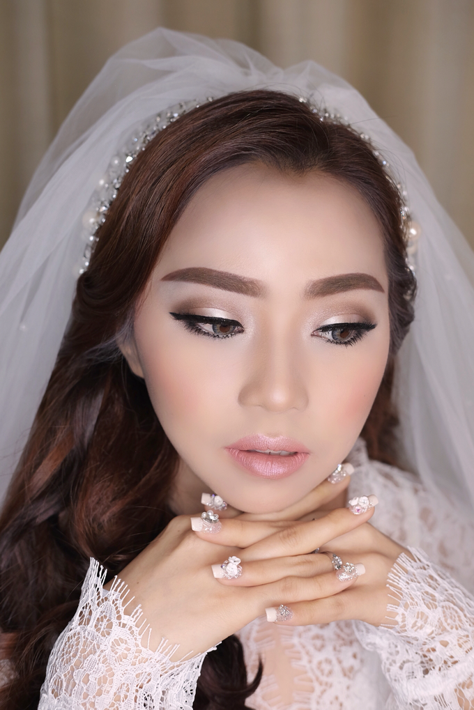 Wedding of Jason and Theresia by Vidi Daniel Makeup Artist managed by Andreas Zhu - 001