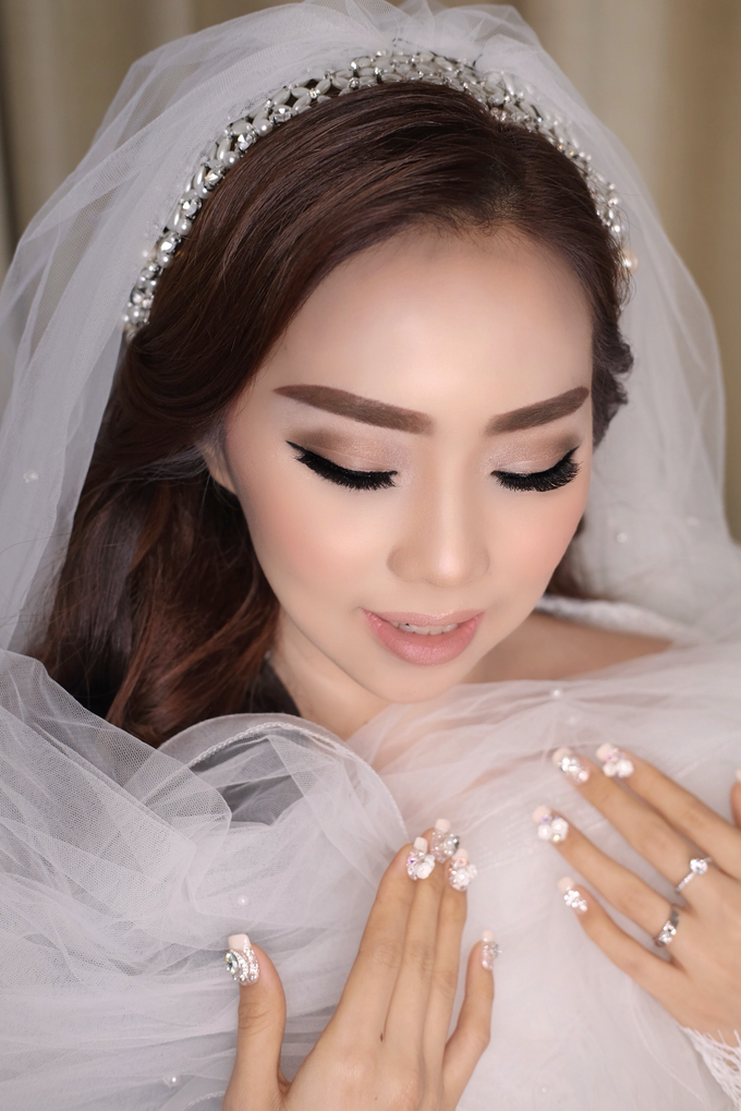 Wedding of Jason and Theresia by Vidi Daniel Makeup Artist managed by Andreas Zhu - 002