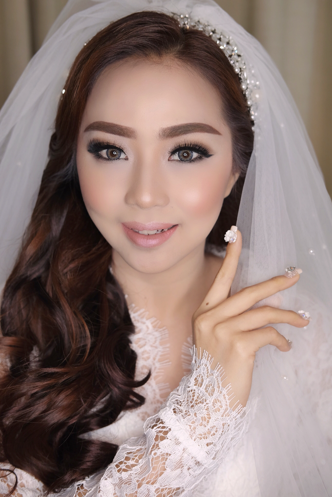 Wedding of Jason and Theresia by Vidi Daniel Makeup Artist managed by Andreas Zhu - 003