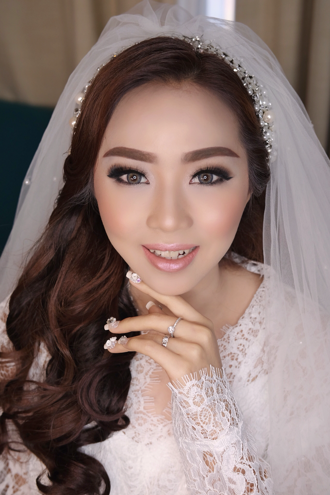 Wedding of Jason and Theresia by Vidi Daniel Makeup Artist managed by Andreas Zhu - 004