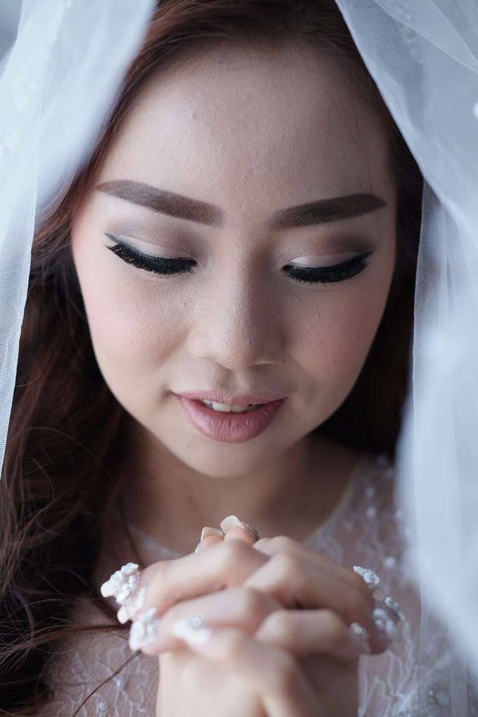 Wedding of Jason and Theresia by Vidi Daniel Makeup Artist managed by Andreas Zhu - 008