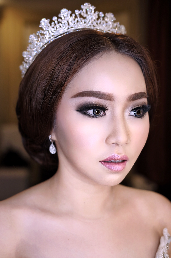 Wedding of Jason and Theresia by Vidi Daniel Makeup Artist managed by Andreas Zhu - 009