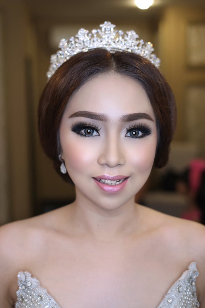 Wedding of Jason and Theresia by Vidi Daniel Makeup Artist managed by Andreas Zhu - 010