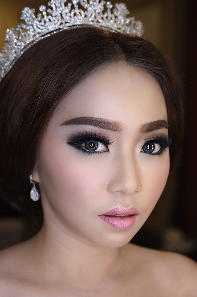 Wedding of Jason and Theresia by Vidi Daniel Makeup Artist managed by Andreas Zhu - 011