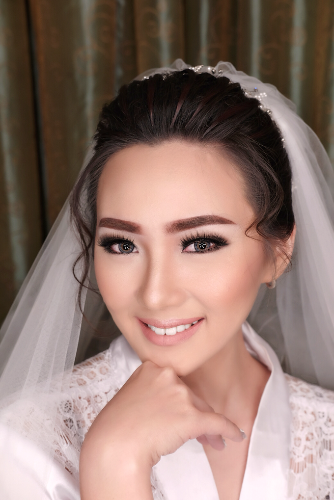 Wedding of Haryanto and Mellisa by Vidi Daniel Makeup Artist managed by Andreas Zhu - 001