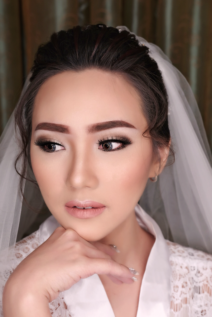 Wedding of Haryanto and Mellisa by Vidi Daniel Makeup Artist managed by Andreas Zhu - 002