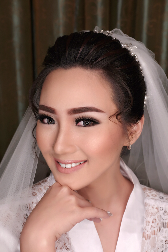 Wedding of Haryanto and Mellisa by Vidi Daniel Makeup Artist managed by Andreas Zhu - 003