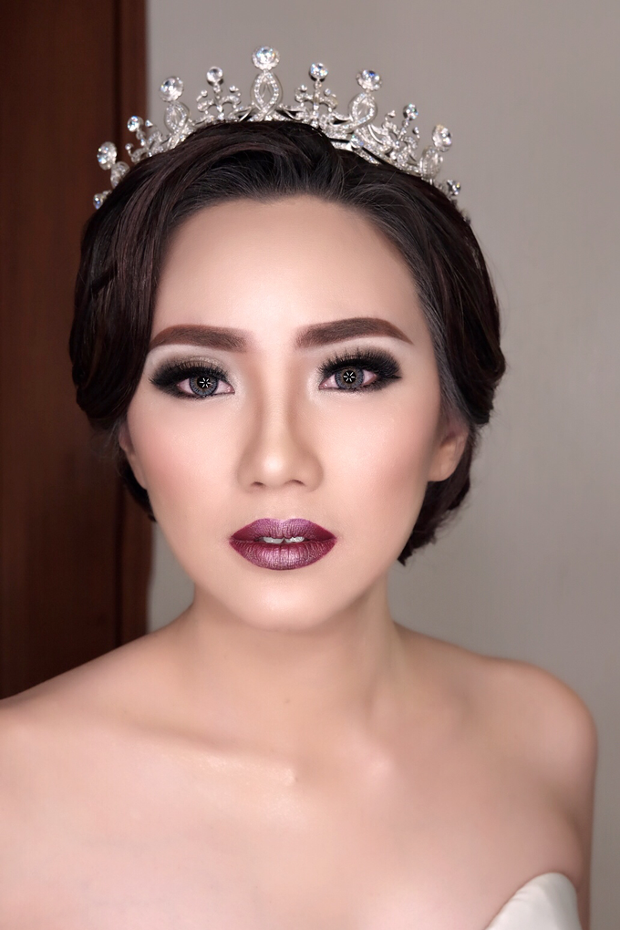 Wedding of Haryanto and Mellisa by Vidi Daniel Makeup Artist managed by Andreas Zhu - 007