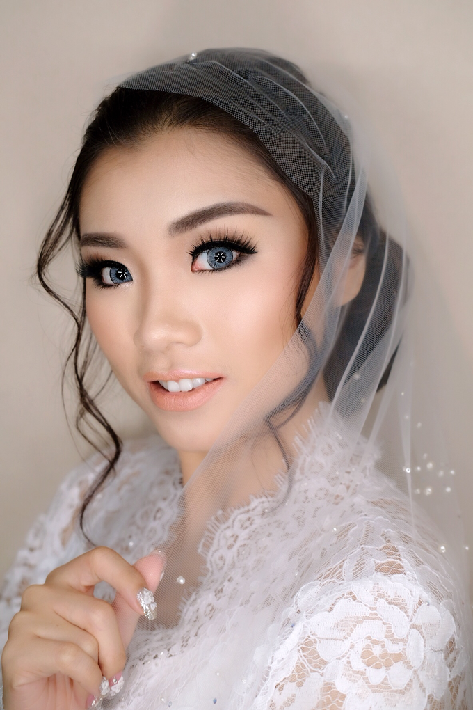 Wedding of Stephanus and Cindy by Vidi Daniel Makeup Artist managed by Andreas Zhu - 001