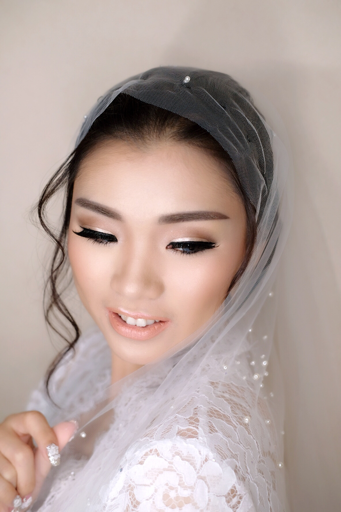 Wedding of Stephanus and Cindy by Vidi Daniel Makeup Artist managed by Andreas Zhu - 003