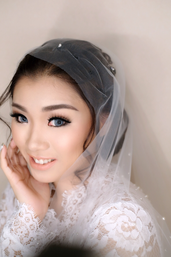 Wedding of Stephanus and Cindy by Vidi Daniel Makeup Artist managed by Andreas Zhu - 006