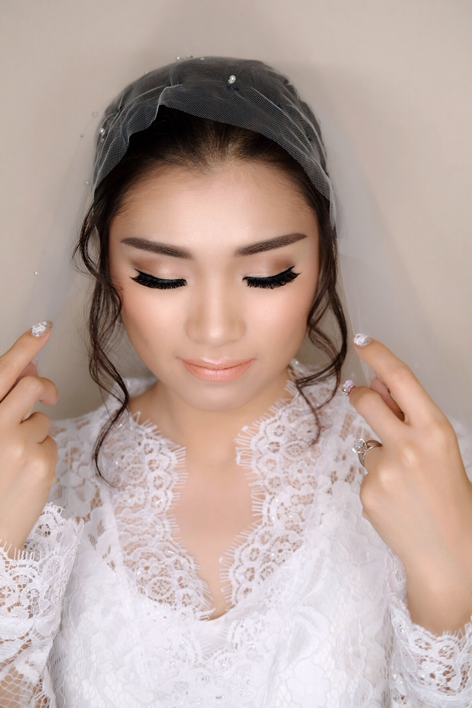 Wedding of Stephanus and Cindy by Vidi Daniel Makeup Artist managed by Andreas Zhu - 007