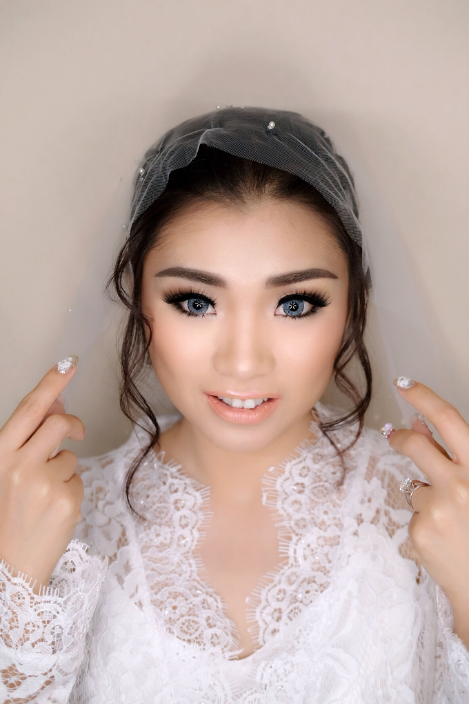 Wedding of Stephanus and Cindy by Vidi Daniel Makeup Artist managed by Andreas Zhu - 008