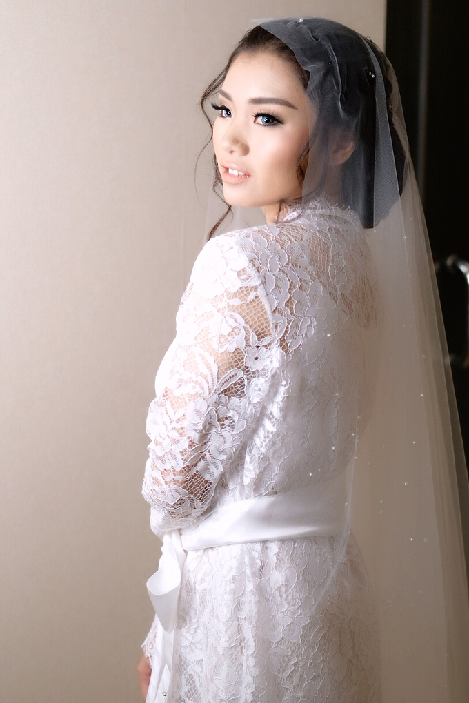 Wedding of Stephanus and Cindy by Vidi Daniel Makeup Artist managed by Andreas Zhu - 010