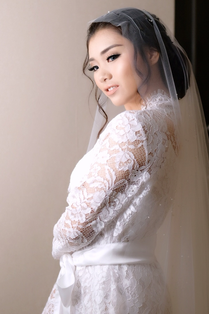 Wedding of Stephanus and Cindy by Vidi Daniel Makeup Artist managed by Andreas Zhu - 011