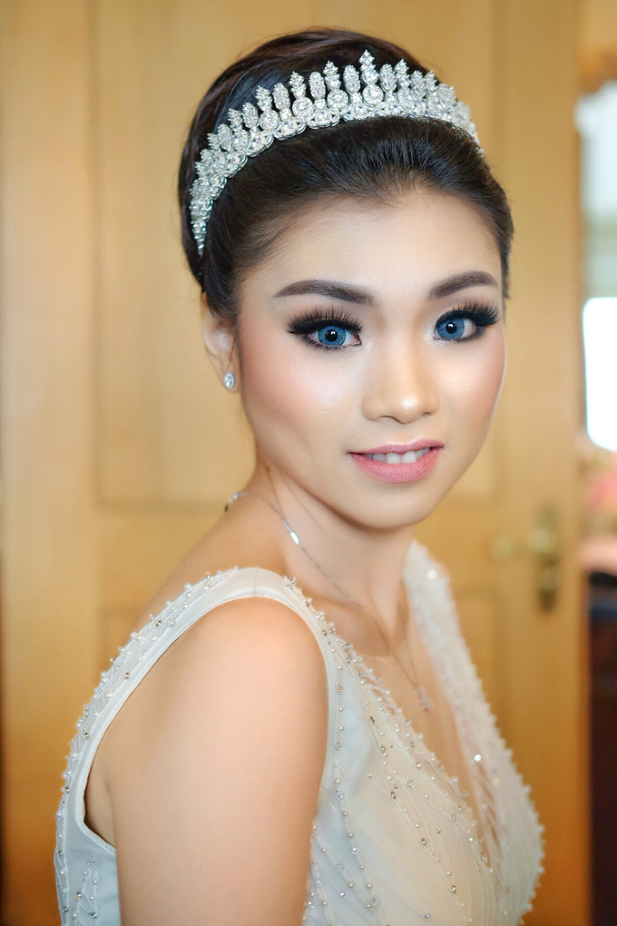 Wedding of Stephanus and Cindy by Vidi Daniel Makeup Artist managed by Andreas Zhu - 013