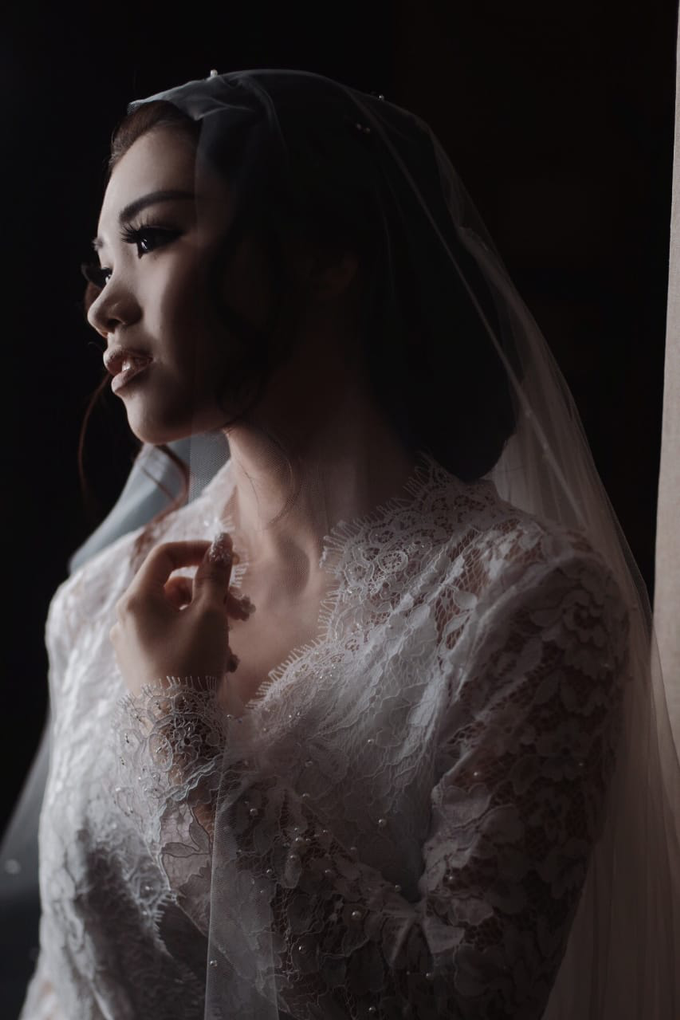 Wedding of Stephanus and Cindy by Vidi Daniel Makeup Artist managed by Andreas Zhu - 019