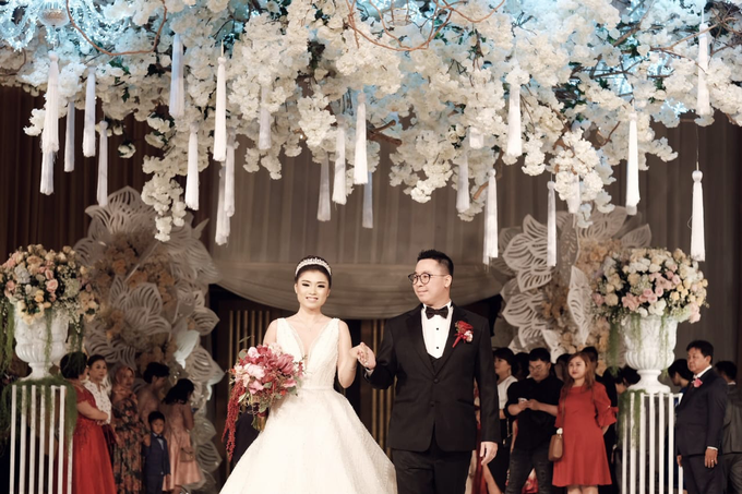 Wedding of Stephanus and Cindy by Vidi Daniel Makeup Artist managed by Andreas Zhu - 022