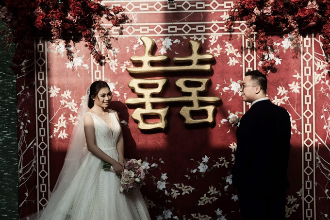 Wedding of Stephanus and Cindy by Vidi Daniel Makeup Artist managed by Andreas Zhu - 023