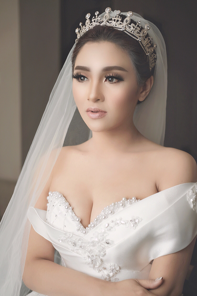 Latest Make up Style by Vidi Daniel Makeup Artist managed by Andreas Zhu - 006