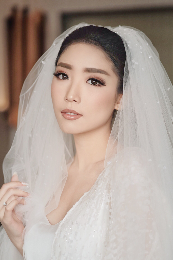 Latest Make up Style by Vidi Daniel Makeup Artist managed by Andreas Zhu - 007