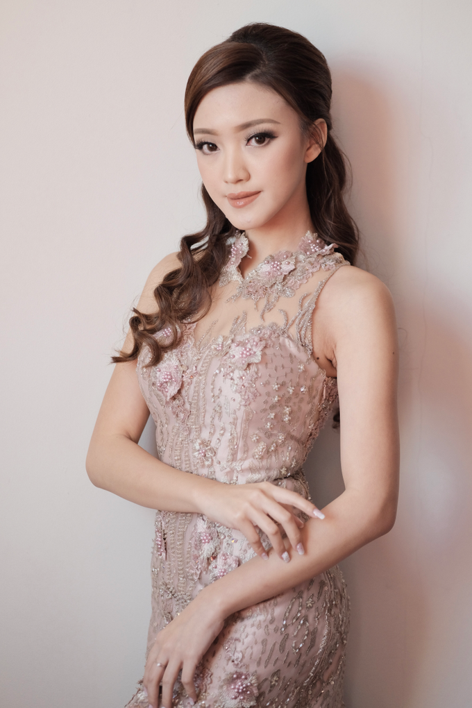 Latest Make up Style by Vidi Daniel Makeup Artist managed by Andreas Zhu - 014