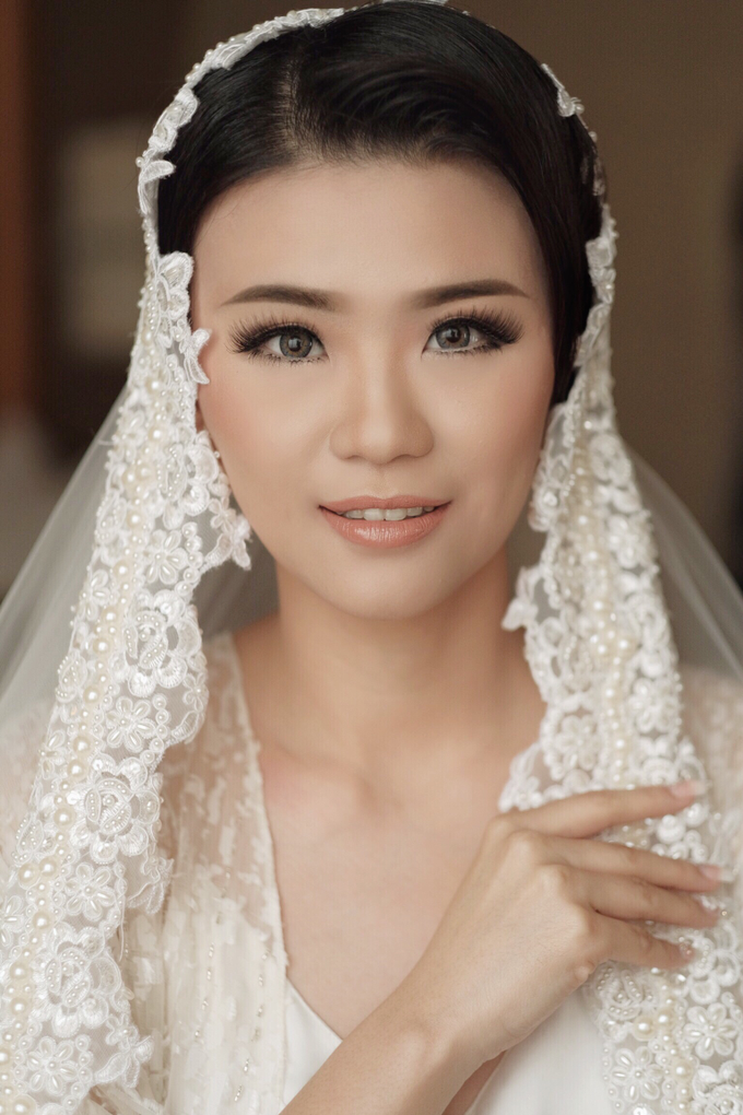 Latest Make up Style by Vidi Daniel Makeup Artist managed by Andreas Zhu - 016