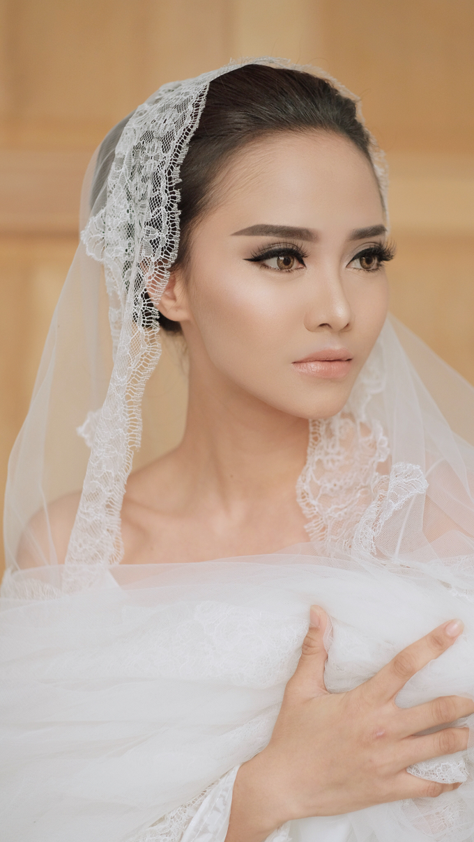 Latest Make up Style by Vidi Daniel Makeup Artist managed by Andreas Zhu - 019