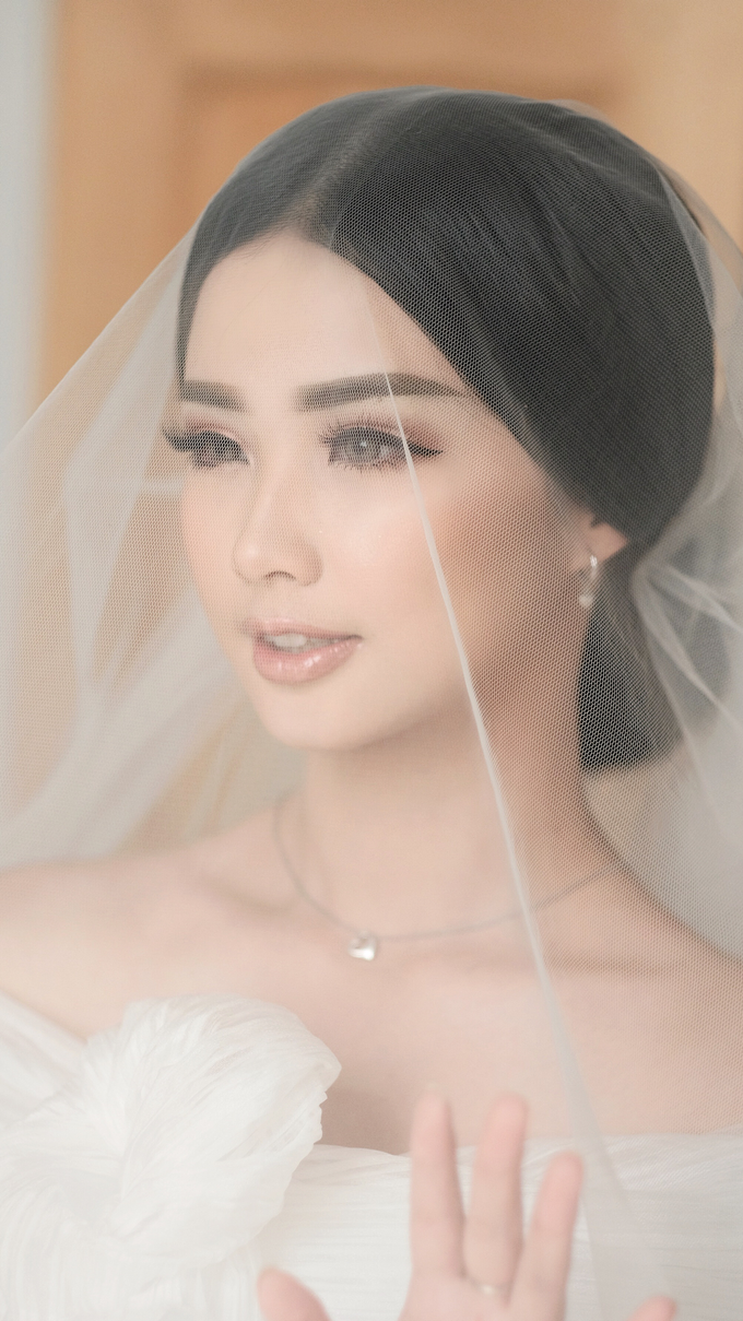 Latest Make up Style by Vidi Daniel Makeup Artist managed by Andreas Zhu - 024