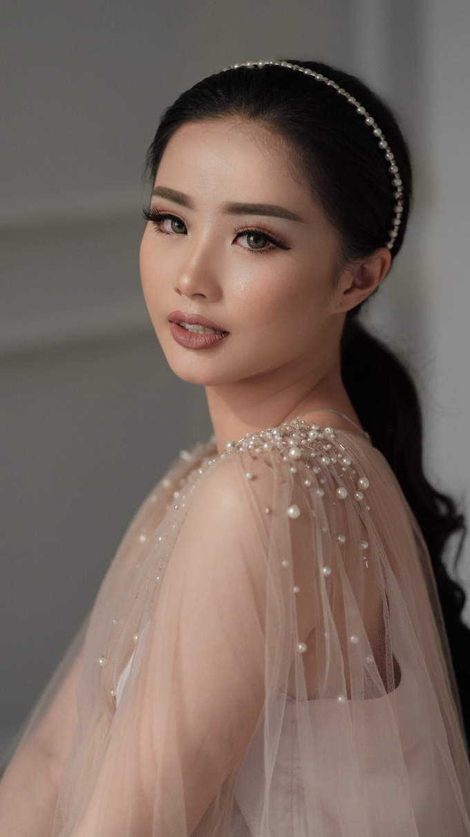 Latest Make up Style by Vidi Daniel Makeup Artist managed by Andreas Zhu - 026