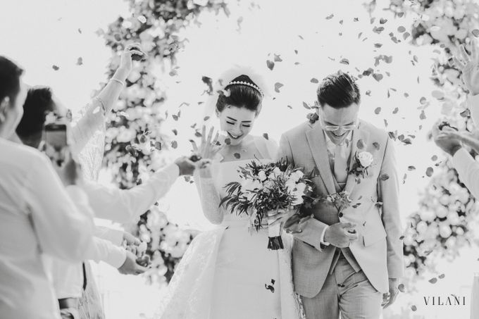Stella & Erick Wedding by KAMAYA BALI - 006