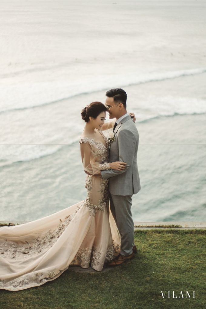 Stella & Erick Wedding by KAMAYA BALI - 009