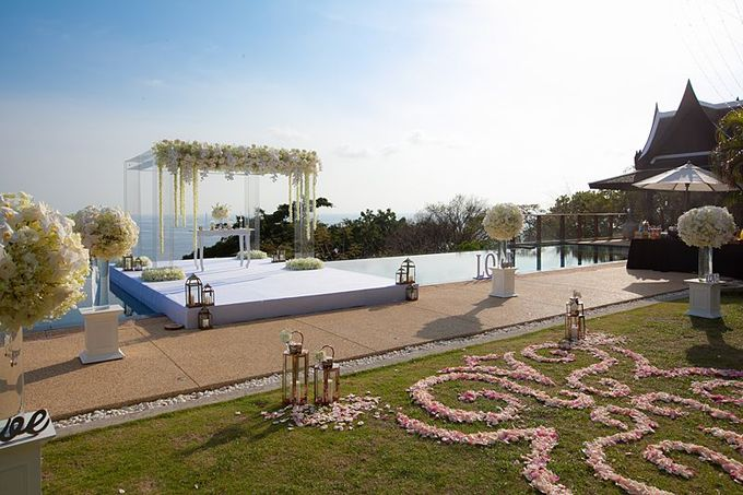 Vila Aye Kamala Wedding March 2019 by Unique Phuket Wedding Planners - 017