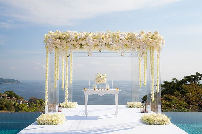 Vila Aye Kamala Wedding March 2019 by Unique Phuket Wedding Planners - 002