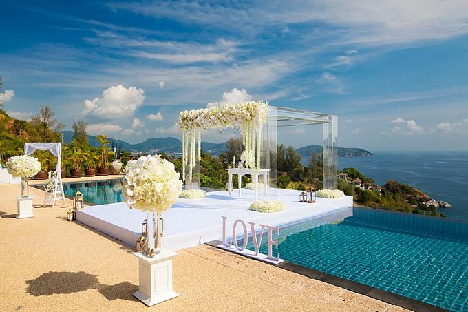 Vila Aye Kamala Wedding March 2019 by Unique Phuket Wedding Planners - 003