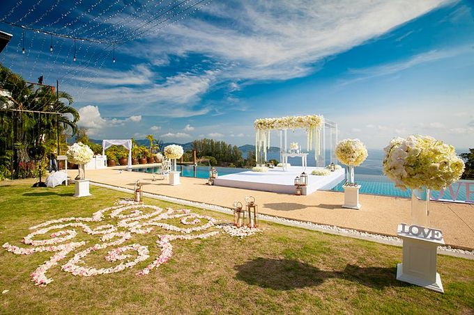 Vila Aye Kamala Wedding March 2019 by Unique Phuket Wedding Planners - 007