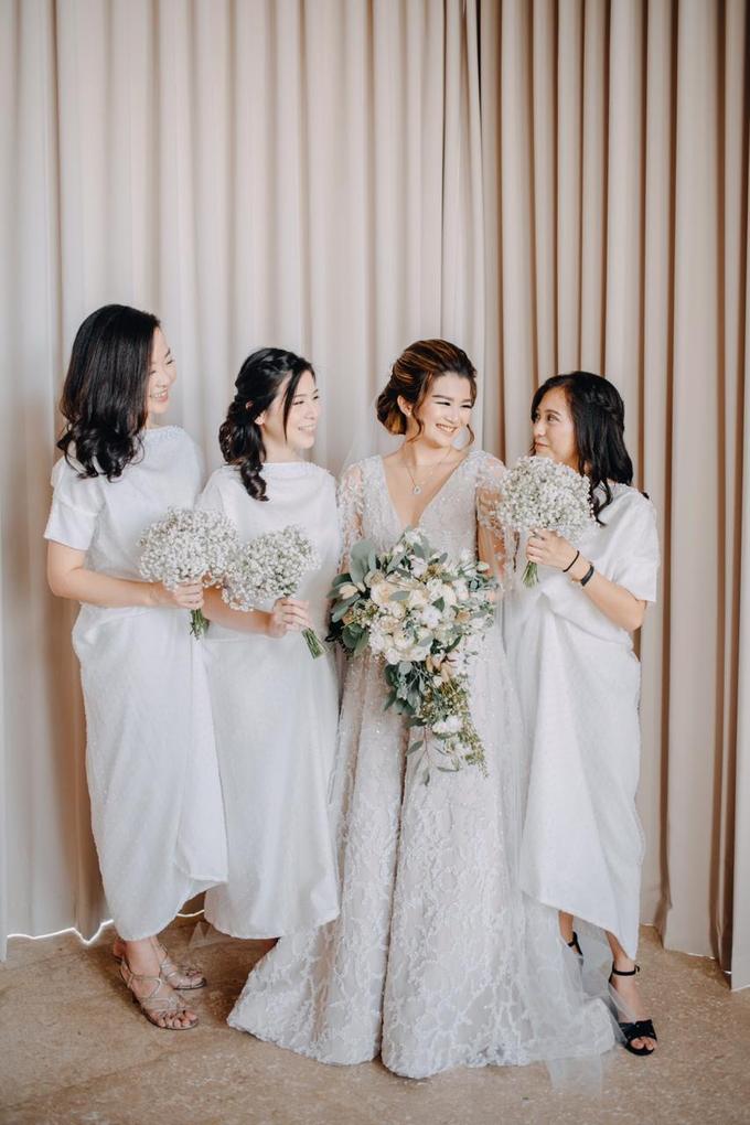 Wedding Yodie & Ardelia by Villa Vedas - 031