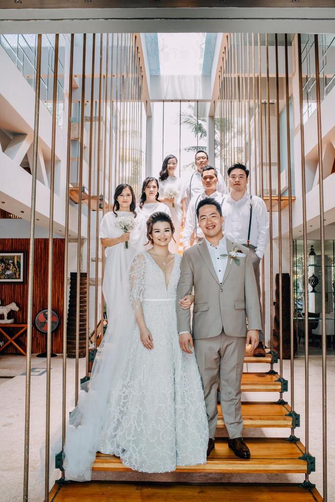 Wedding Yodie & Ardelia by Villa Vedas - 040