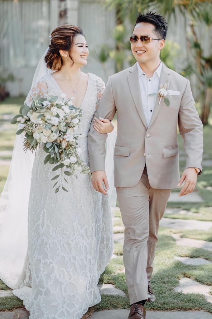 Wedding Yodie & Ardelia by Villa Vedas - 041