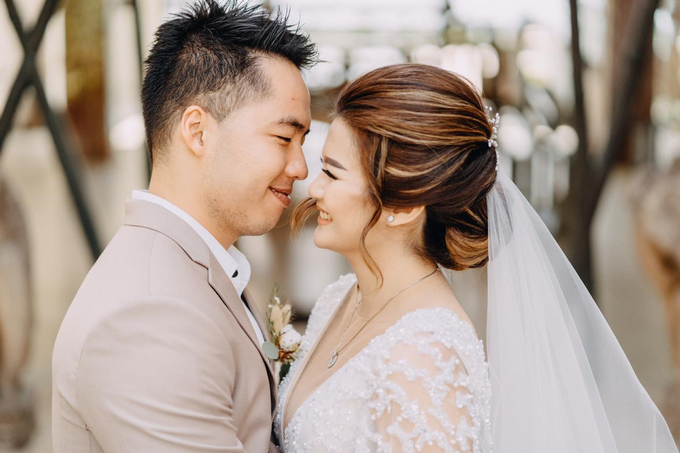 Wedding Yodie & Ardelia by Villa Vedas - 043