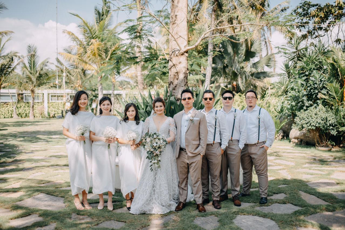 Wedding Yodie & Ardelia by Villa Vedas - 042