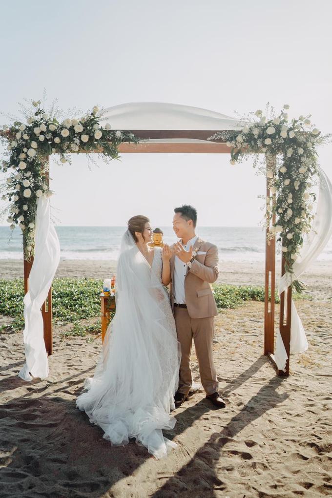 Wedding Yodie & Ardelia by Villa Vedas - 045