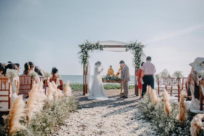 Wedding Yodie & Ardelia by Villa Vedas - 046