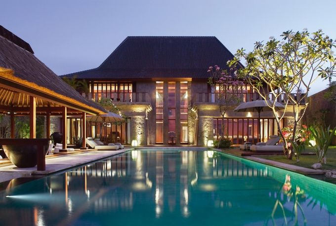 THE BVLGARI VILLA WEDDING by Bulgari Resort Bali - 001