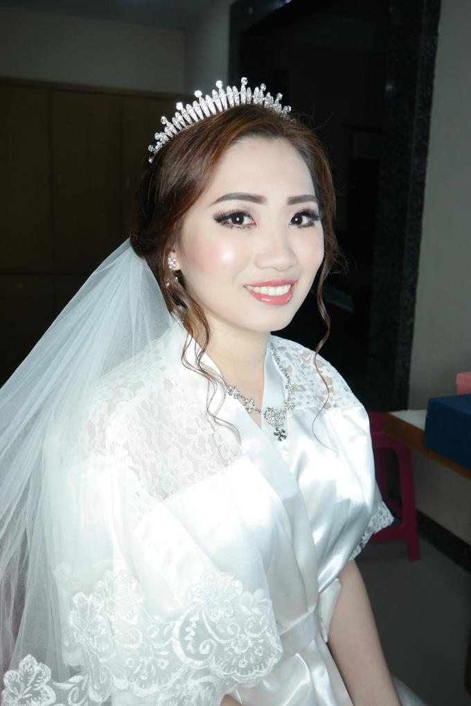 Wedding - Olivia  by vinamakeupartist - 005