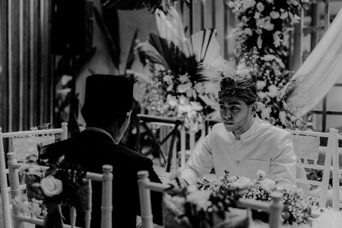Vincent & Putri Wedding by AKSA Creative - 006